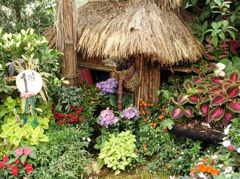 Flower Garden Home Decorating Home Flower Gardens