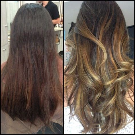 full vs half highlights half balayage vs full newhairstylesformen2014 com