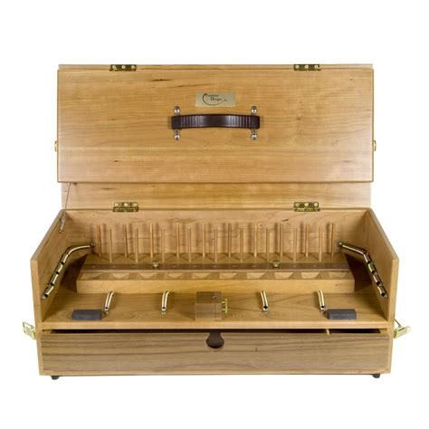 portable fly tying bench freestone designs the go box portable fly tying bench