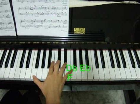 kiss piano tutorial piano tutorial kiss the rain right hand part 3 youtube