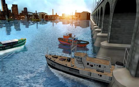 boat simulator games for android fishing boat driving simulator ship games android apps