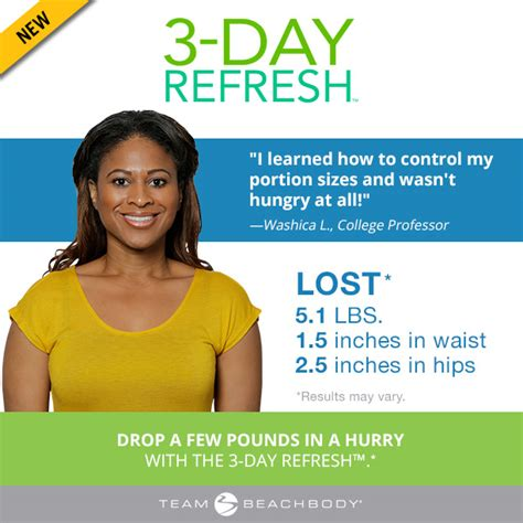 How Fast Can I Detox My Kidneys Before Blood Work by Lose Weight Fast With The 3 Day Refresh Shakeology