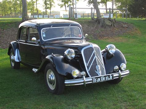 citro 235 n traction avant