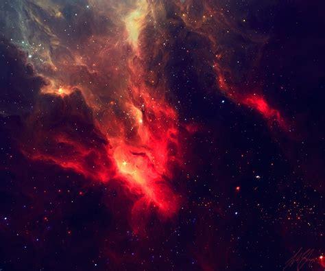 red galaxy wallpaper hd red nebula galaxy s2 wallpaper 960x800