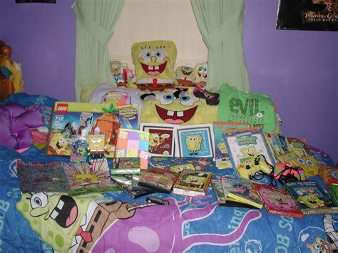 Art Comforter Do You Miss Any Of Your Misplaced Spongebob Merchandise