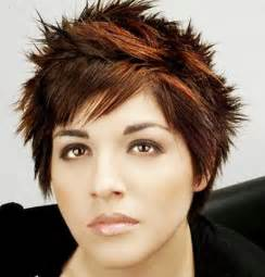 spiky haircuts for 50 messy spiky hairstyles for women over 50 short hairstyle