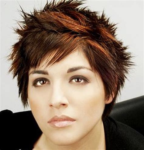 medium spiky hairstyles for women messy spiky hairstyles for women over 50 short hairstyle