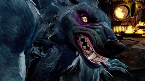 into the killer instinct sabrewulf s upcoming ultimate highlighted in new killer