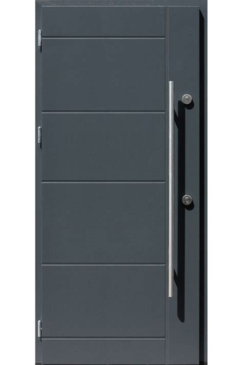 Quot New Yorker Quot Stainless Steel Entry Door Stainless Steel Exterior Door