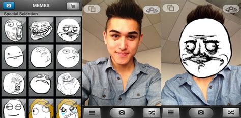 Meme Face App - how to turn your friend s face into memes using memefier