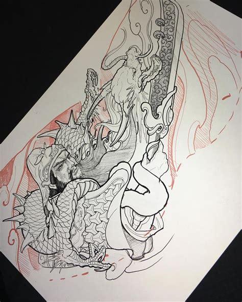 guan gong tattoo bad luck best 25 guan yu ideas on pinterest fantasy character