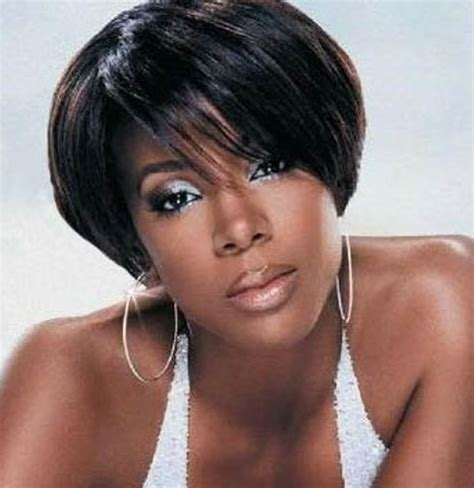 black women short hairstyles for hats ccheekbone length hairstyle for african american women