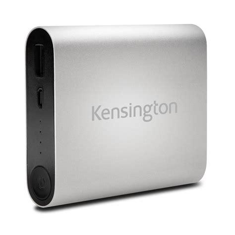Lu Plus Powerbank kensington power bank 10400 mah batterie externe
