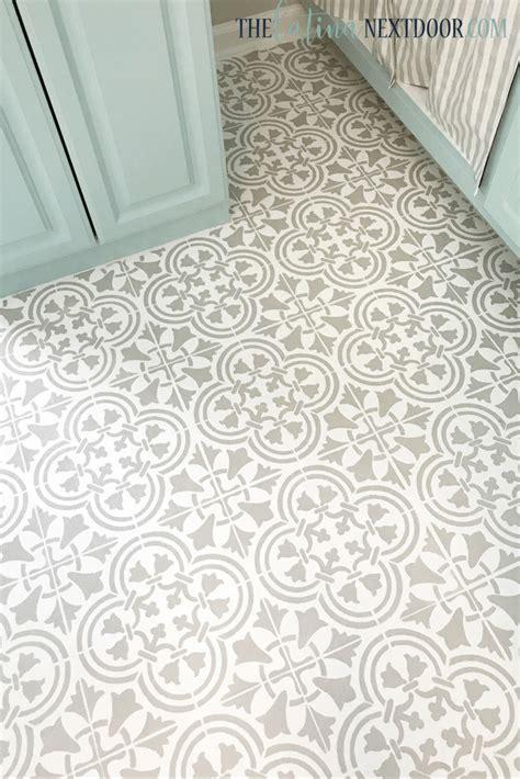 how to get paint of linoleum floor how to paint linoleum floors the next door