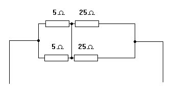 resistor network design resistor networks resistors network electronics direct current dc theory hobby projects