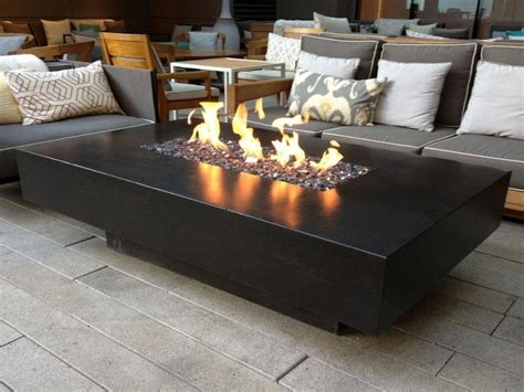 build  outdoor propane fire pit propane fire pit