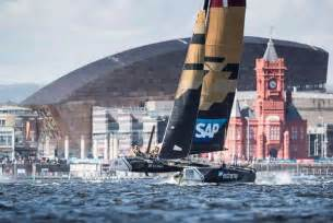 cardiff bay boats event extreme sailing series returns to cardiff yacht boat