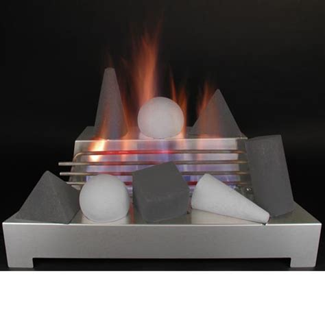 Gas Fireplace Burners by Alterna Vent Free Fireshape Gas Burner Set With Remote