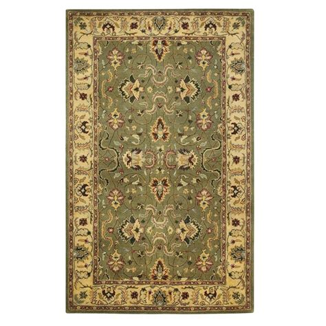 rugs home decorators collection home decorators collection rochelle green 9 ft x 13 ft
