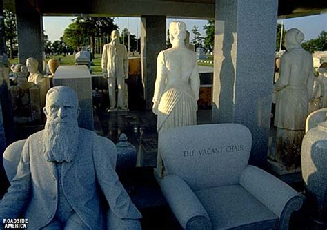 the strange grave of john milburn davis, hiawatha, kansas