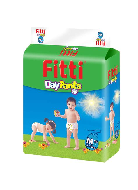 Popok Bayi Mamy Poko Baby Diapers 34s Extralarge fitti day 56 s bag medium klikindomaret