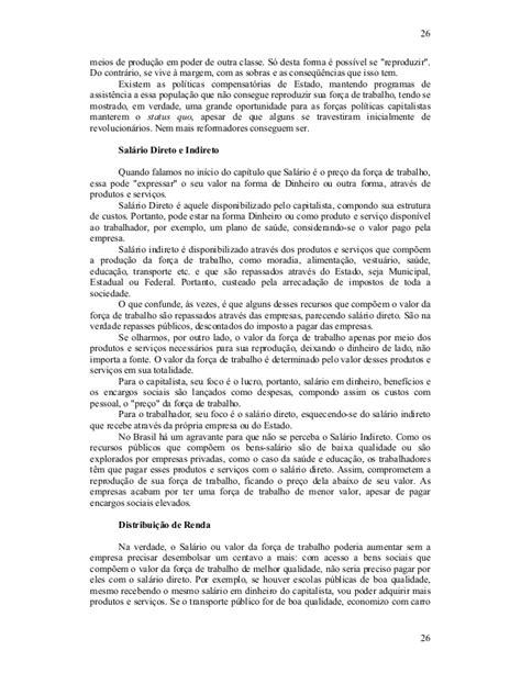 Carlos Burke - ENSAIO SOBRE O CAPITALISMO CONTEMPORÂNEO
