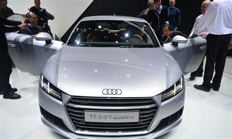 Audi India Factory by New Audi Tt India Launch 24th April 2015