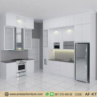 Lu Gantung Minimalis Murah jual kitchen set minimalis lemari gantung dapur murah