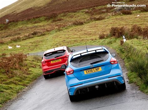 St Ph 057 re focus rs vs focus st ph page 1 general gassing pistonheads