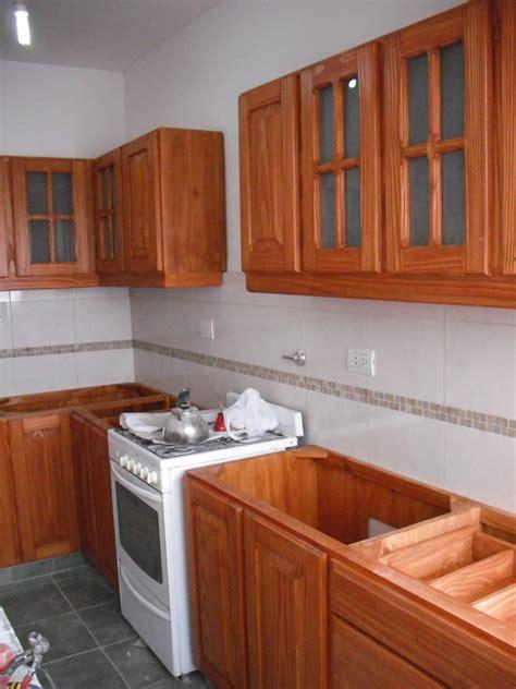 precio de alacenas muebles de cocina alacenas de pino a medida 2 990 en