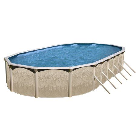 galveston      oval  ground pool package