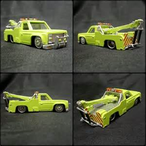 Custom Tow Truck Wheels Your Custom Wheels 3 Custom Hotwheels Diecast Cars