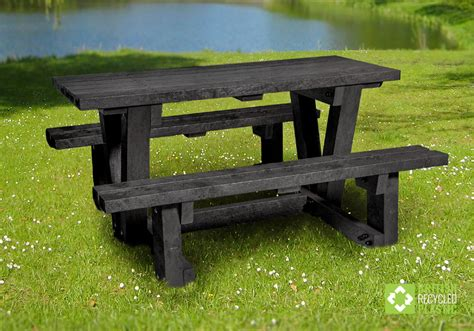 plastic benches uk recycled plastic picnic tables