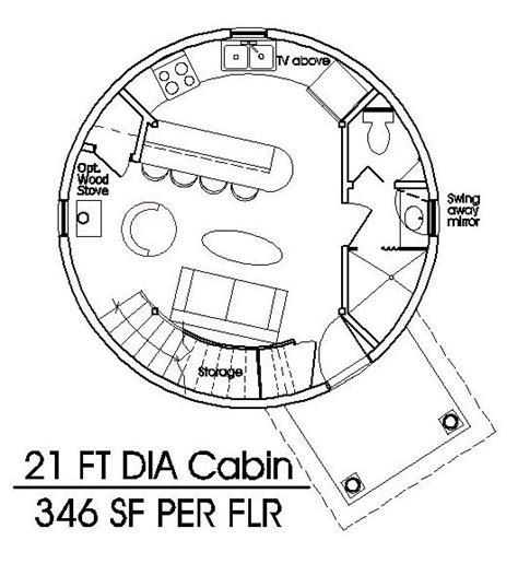 layout bin cabin plans grains and cabin on pinterest