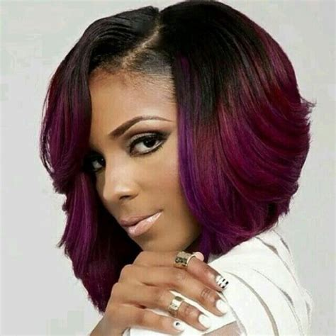 black women layers and color 50 bob hairstyles for black women hairstyles update