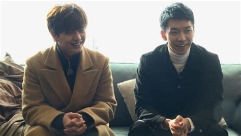 lee seung gi master in the house watch yook sungjae and lee seung gi s bromance kicks off