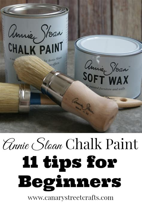 chalk paint for beginners sloan chalk paint tips for beginners canary