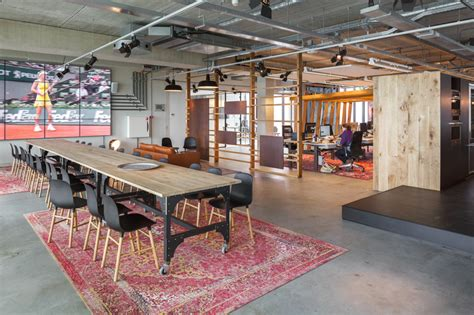 warehouse turned office in amsterdam hypebeast