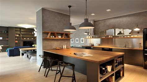 Modern Kitchen: Pendant Lighting Kitchen Island Breakfast
