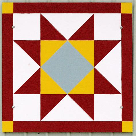 Barn Quilt Designs Patterns by Maritsa Zupka