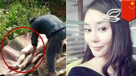 tragic celebrity deaths tragic death body of a famous china tv presenter found in