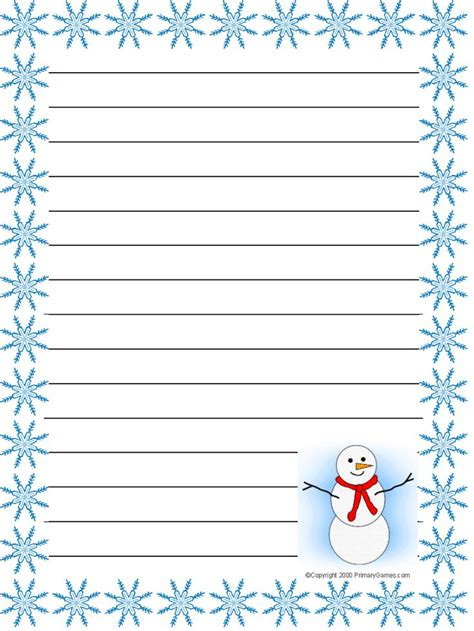 free winter writing paper 69 best images about papel on background