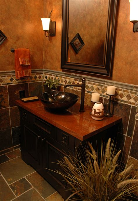 half bathroom tile ideas 9 great design ideas for half baths and powder rooms