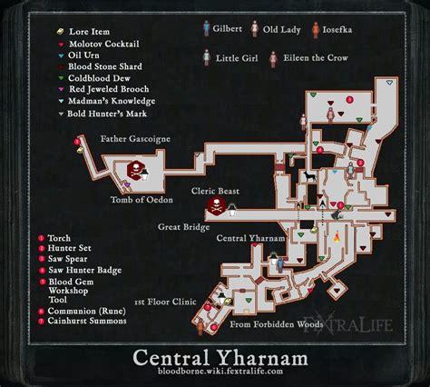 Room Area Calculator central yharnam bloodborne wiki