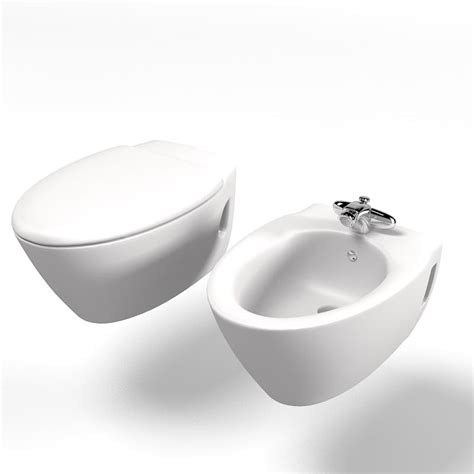 bidet jacob delafon 3d model jacob delafon presq