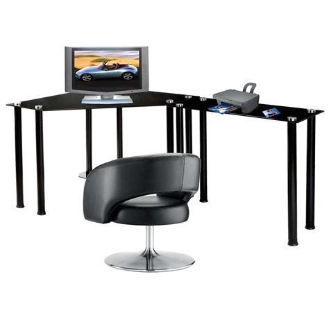 Modern Computer Table by Modern Computer Desk For Increasing Productivity Office Architect