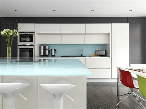 glass kitchen island architectural glass specialists structural glasswork london