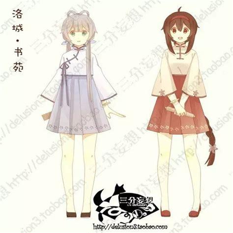 imagenes anime vestidos imagenes vestidos anime