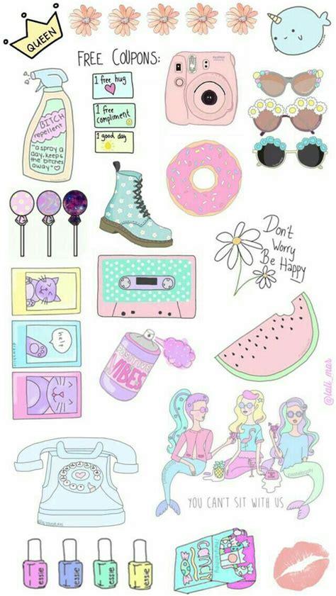 doodle crear calendario 25 best ideas about png kawaii on dibujos
