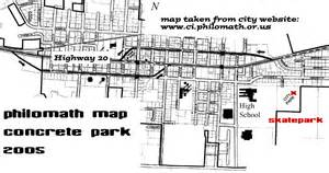 map of philomath oregon philomath oregon skatepark